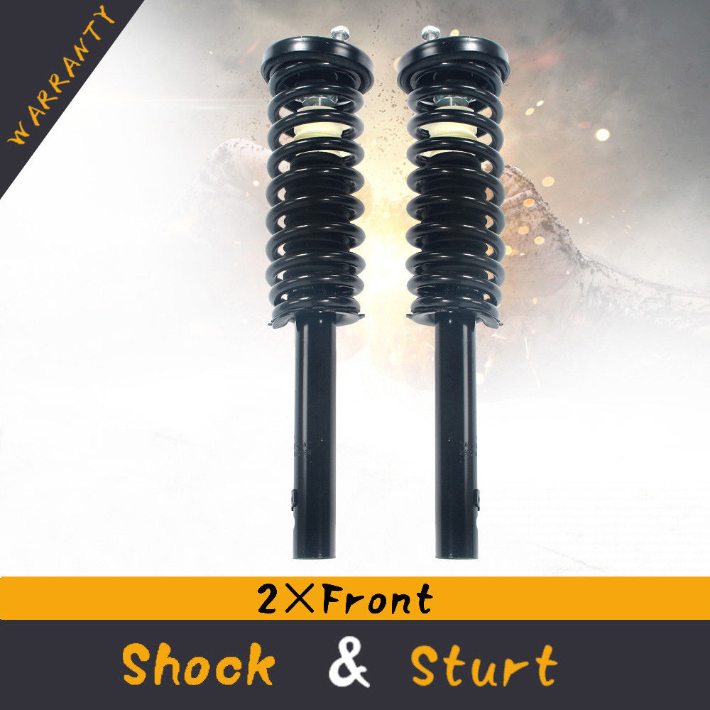 Amazing Quick Complete Struts Embly Shocks For 2003 2007 Honda Accord Front Pair 2017 2018