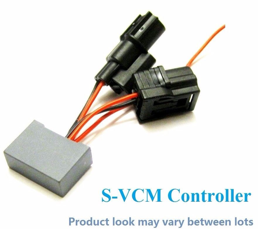 Great S-VCM Controller – a better alternative to VCM Muzzler, VCMtuner  VCMuzzler Honda 2018-2019