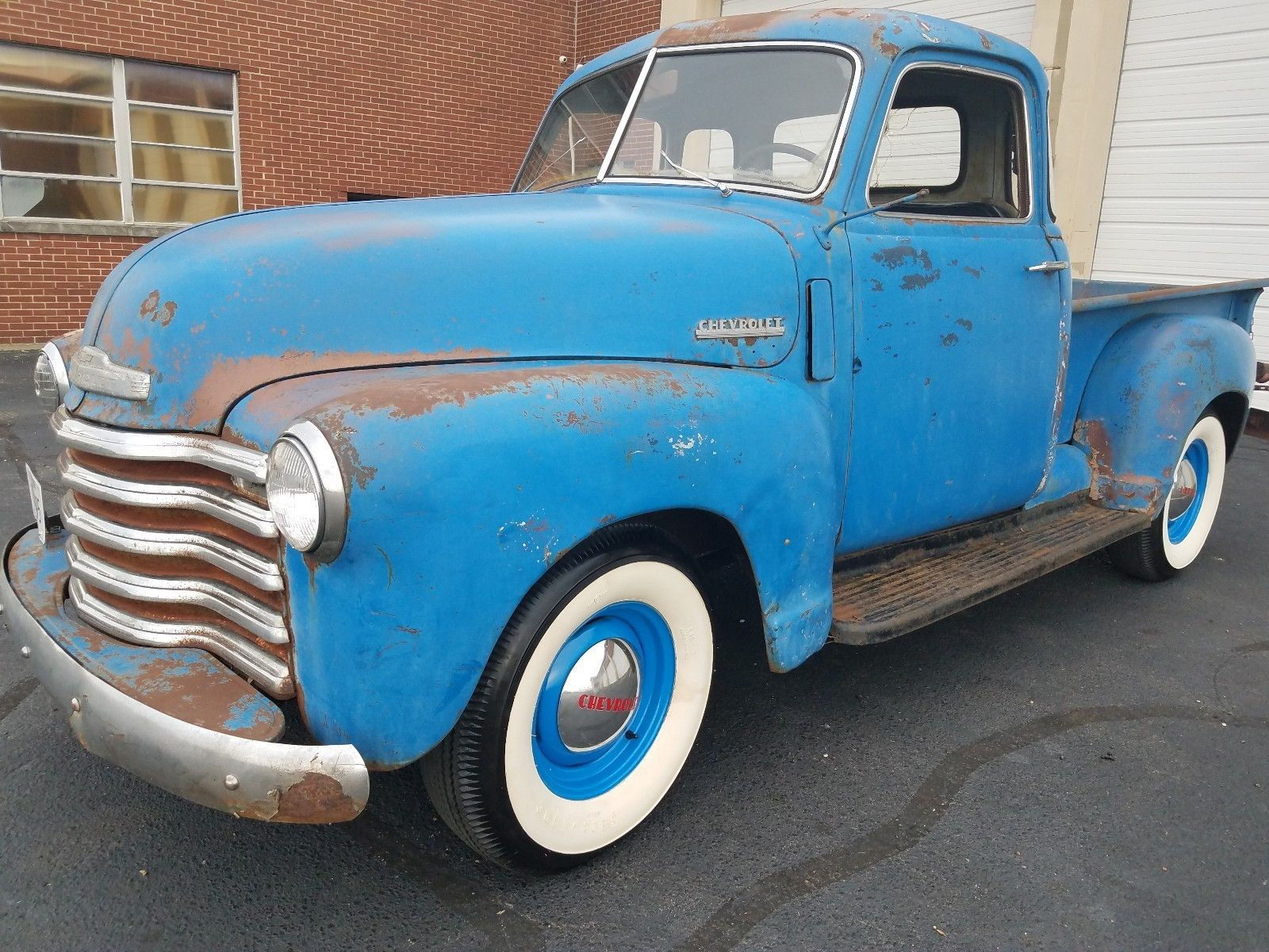 1949 Chevrolet Other Pickups 3100 1949 Chevy 5 Window Pickup 2018 Mycarboard Com