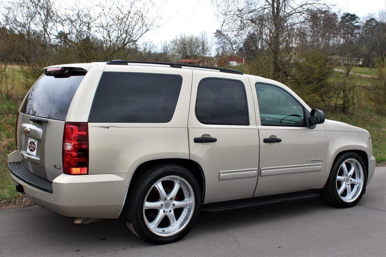 Awesome 2009 Chevrolet Tahoe C150 2009 Chevy Tahoe 22 Inch ...