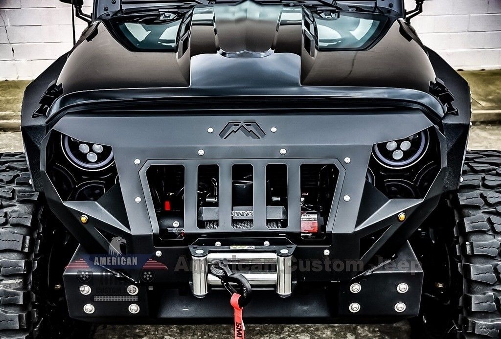 2017 Jeep Wrangler Unlimited Big Bear Edition Sport