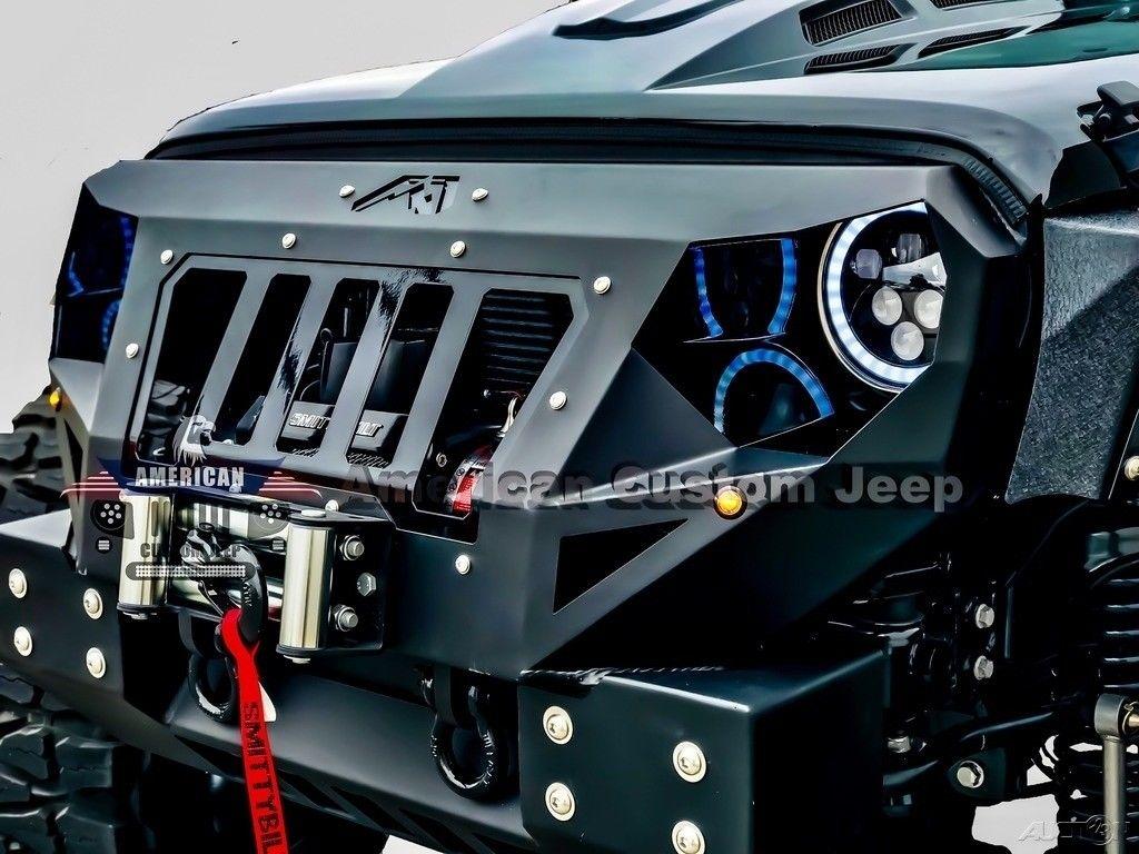 Awesome 2017 Jeep Wrangler Custom Unlimited Sport Utility ...