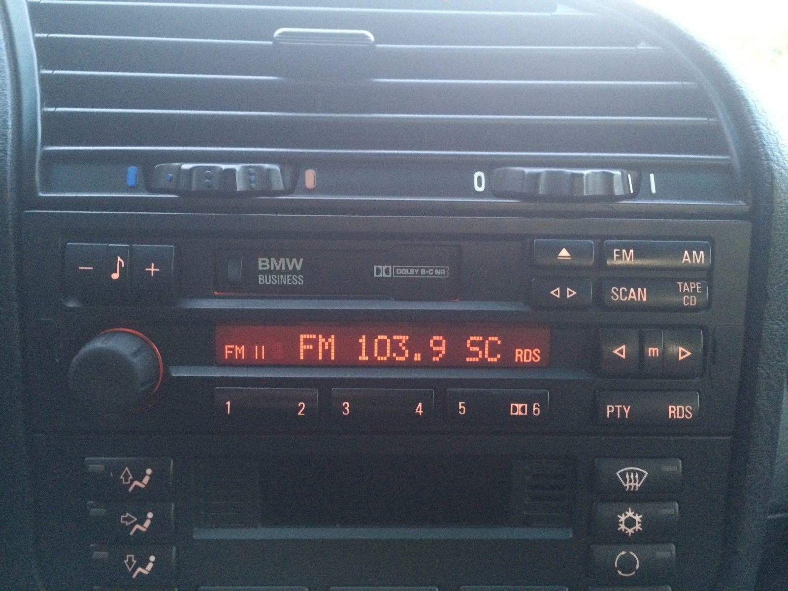Awesome Bmw C43 Business Radio Stereo E31 E34 E36 318 323