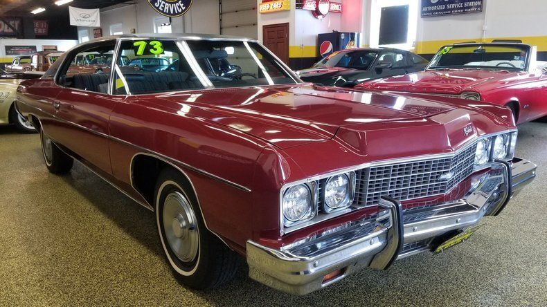 Great Chevrolet Impala Custom 2dr 1973 Chevrolet Impala 2dr Ht 58k Actual Miles Very Clean Trades 2018