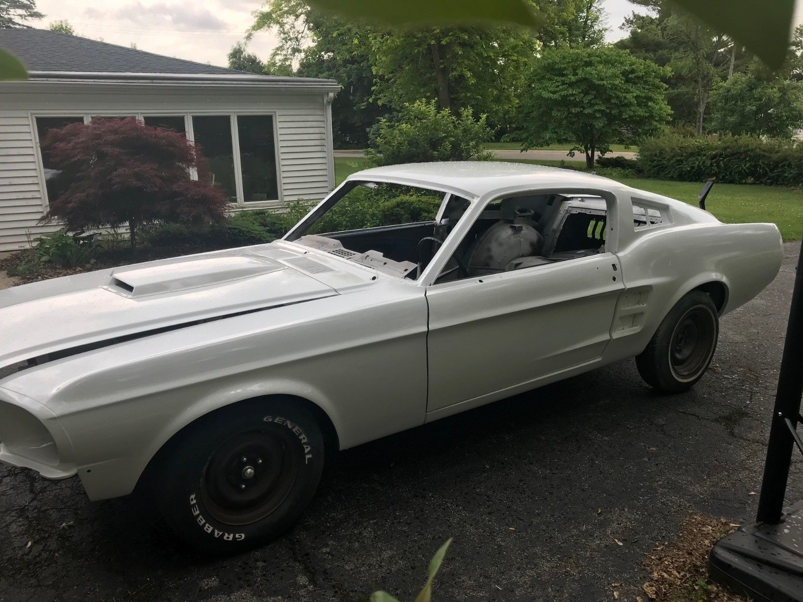 Great 1967 Ford Mustang Fastback 1967 Ford Fastback