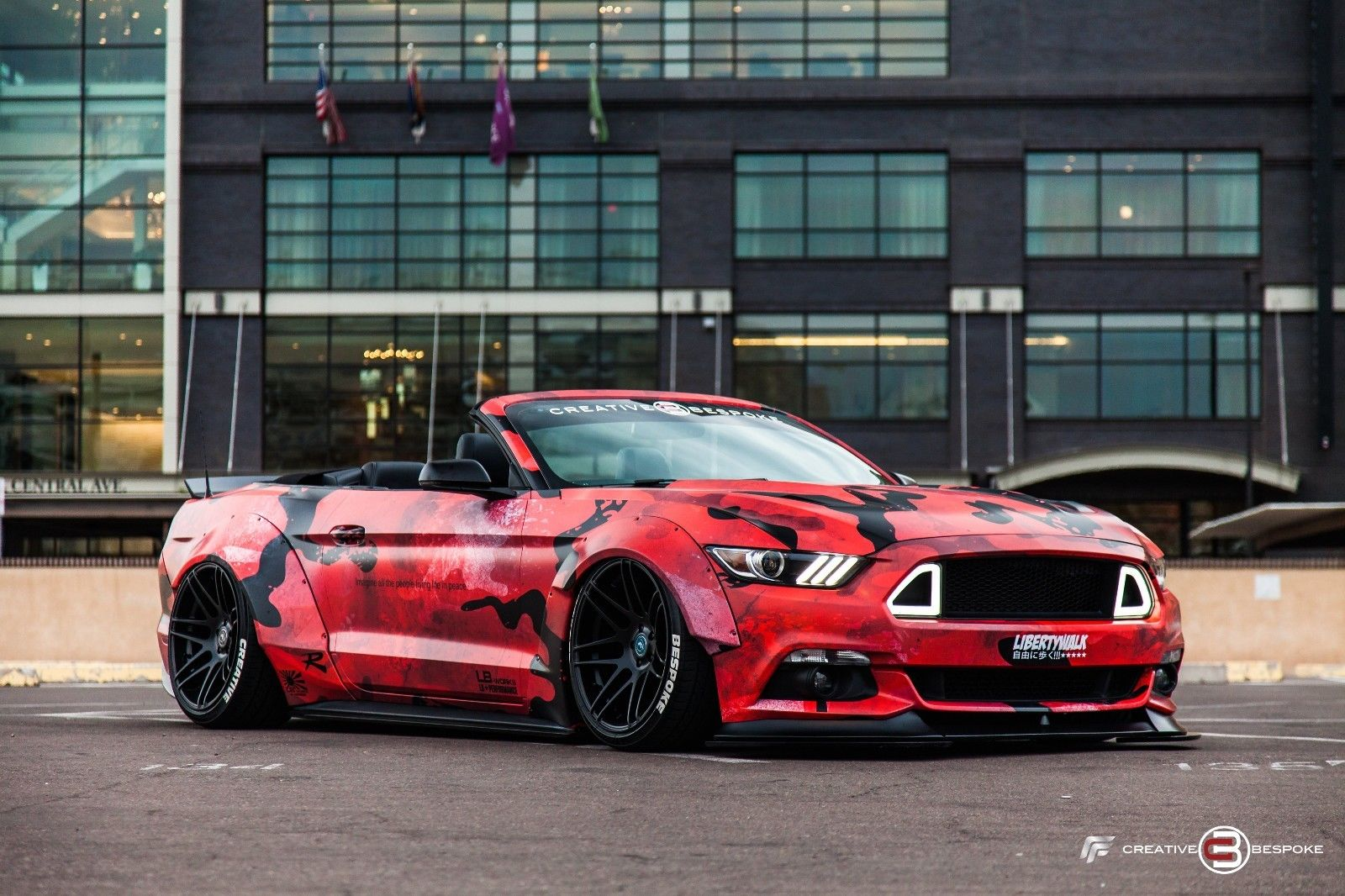 awesome  ford mustang custom gt roush supercharged fastback mustang gt roush supercharged