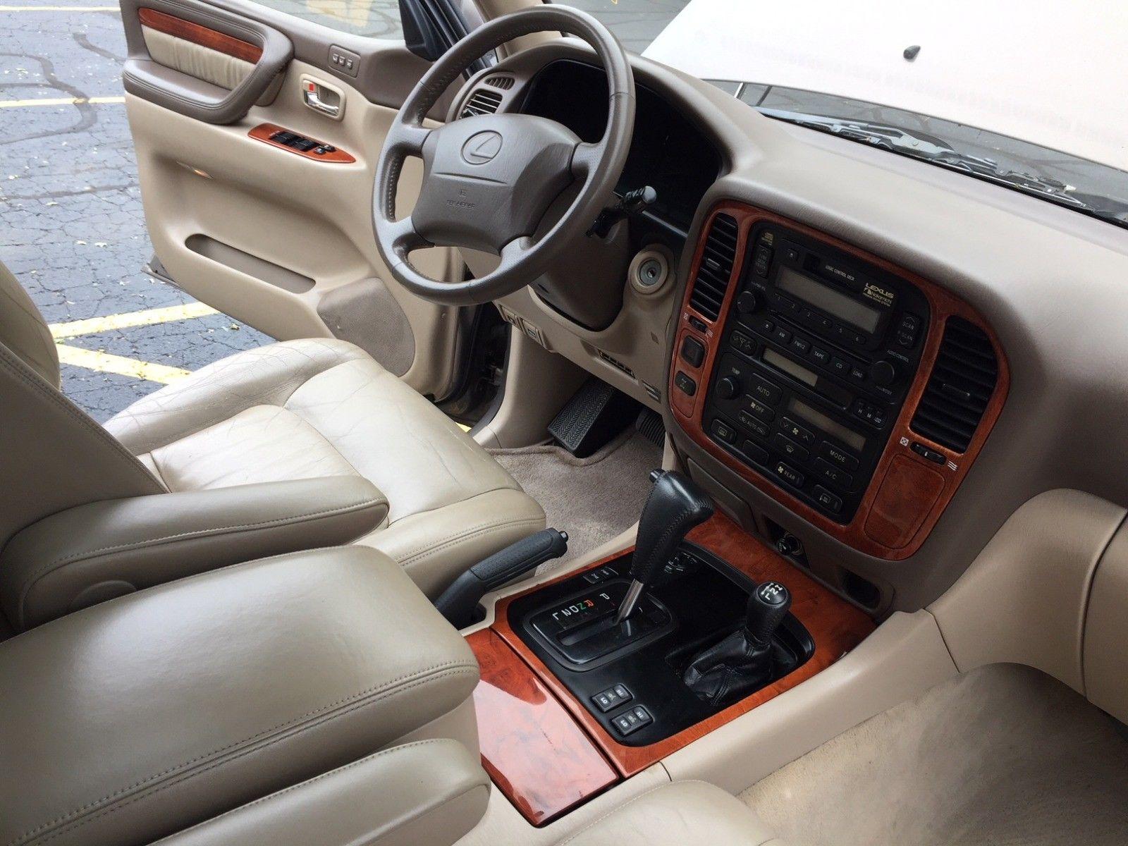 1999 lexus ls lx470 1999 lexus lx 470 4 4 luxury suv rear jump seats 7 pass toyota dependability 2018 2019 mycarboard com mycarboard com