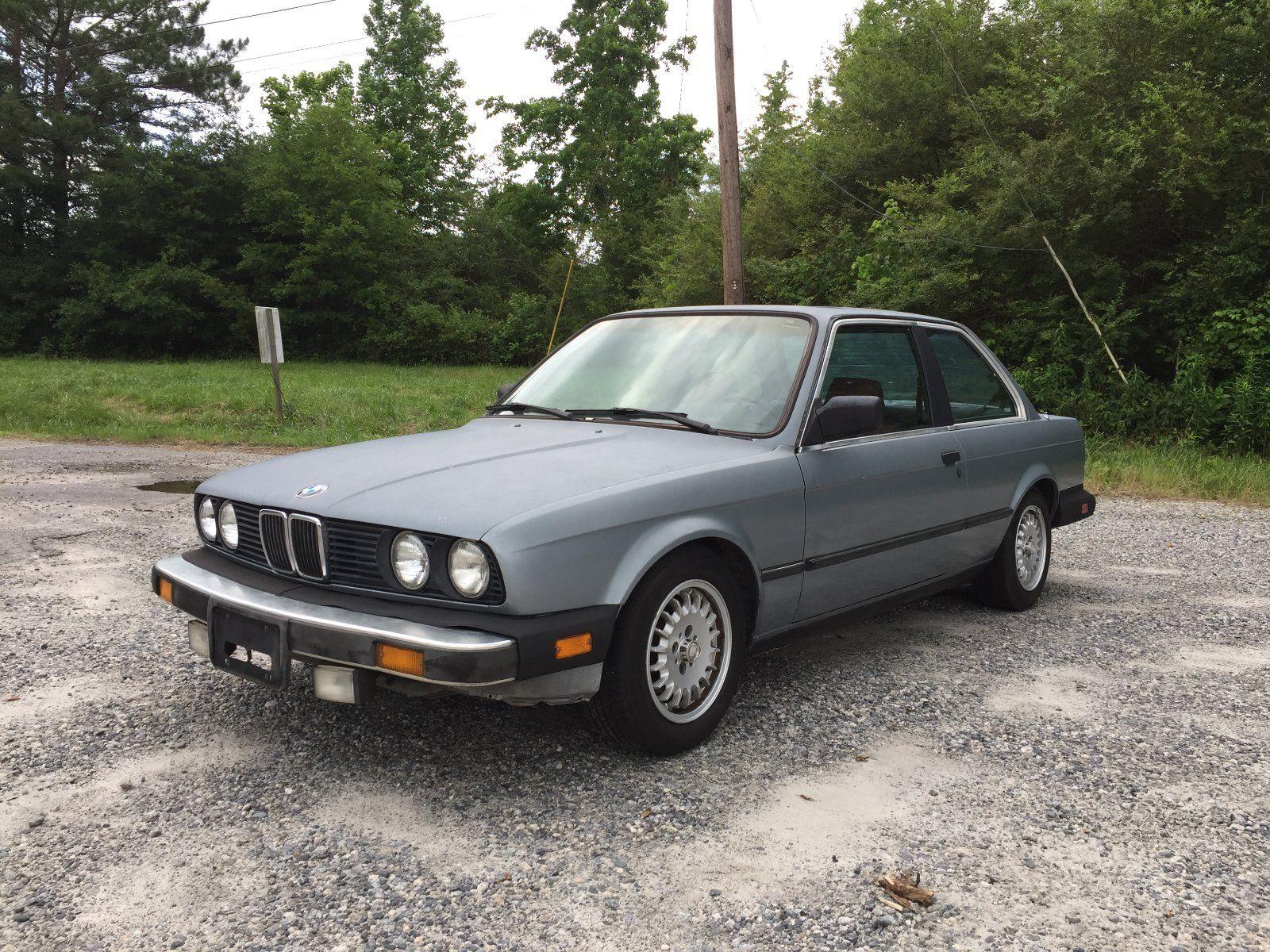 Awesome 1985 BMW 3-Series 1985 BMW 318i 5speed 2018-2019