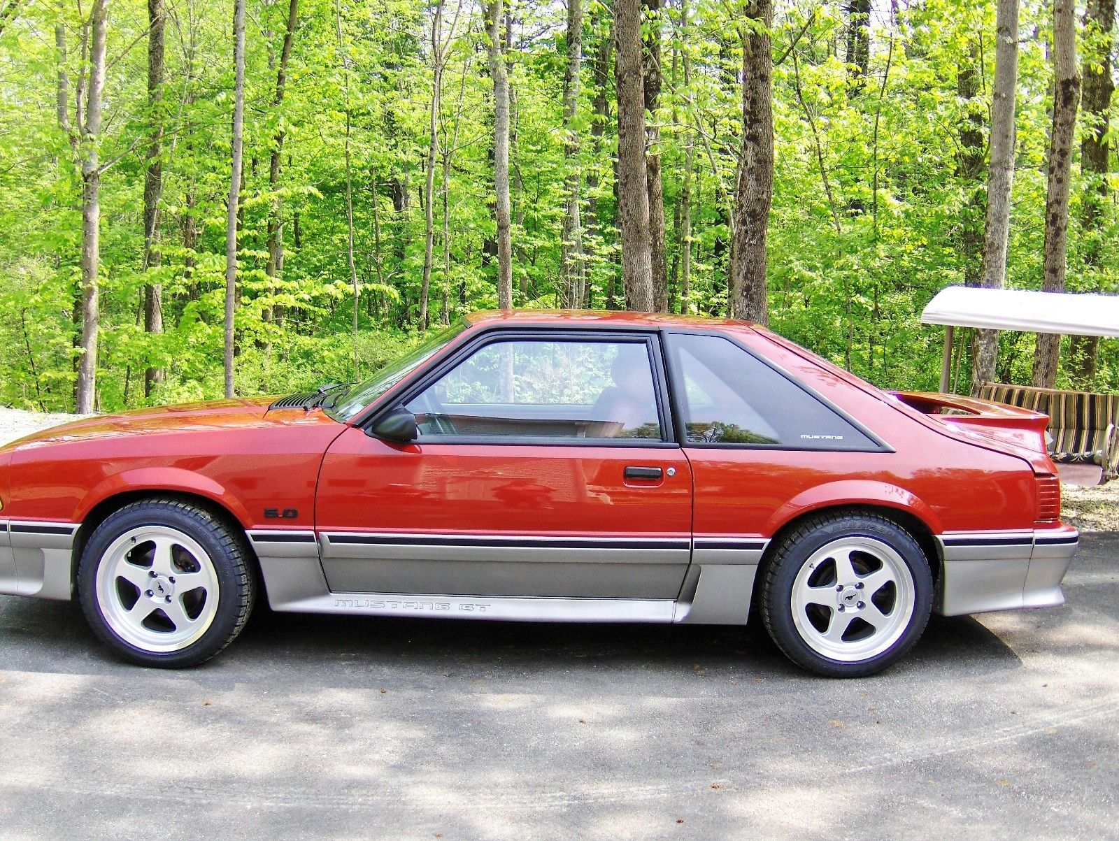 Awesome 1988 ford mustang gt beautiful fox body survivor 1988 mustang gt hatchback 69000 original miles 2018 2019