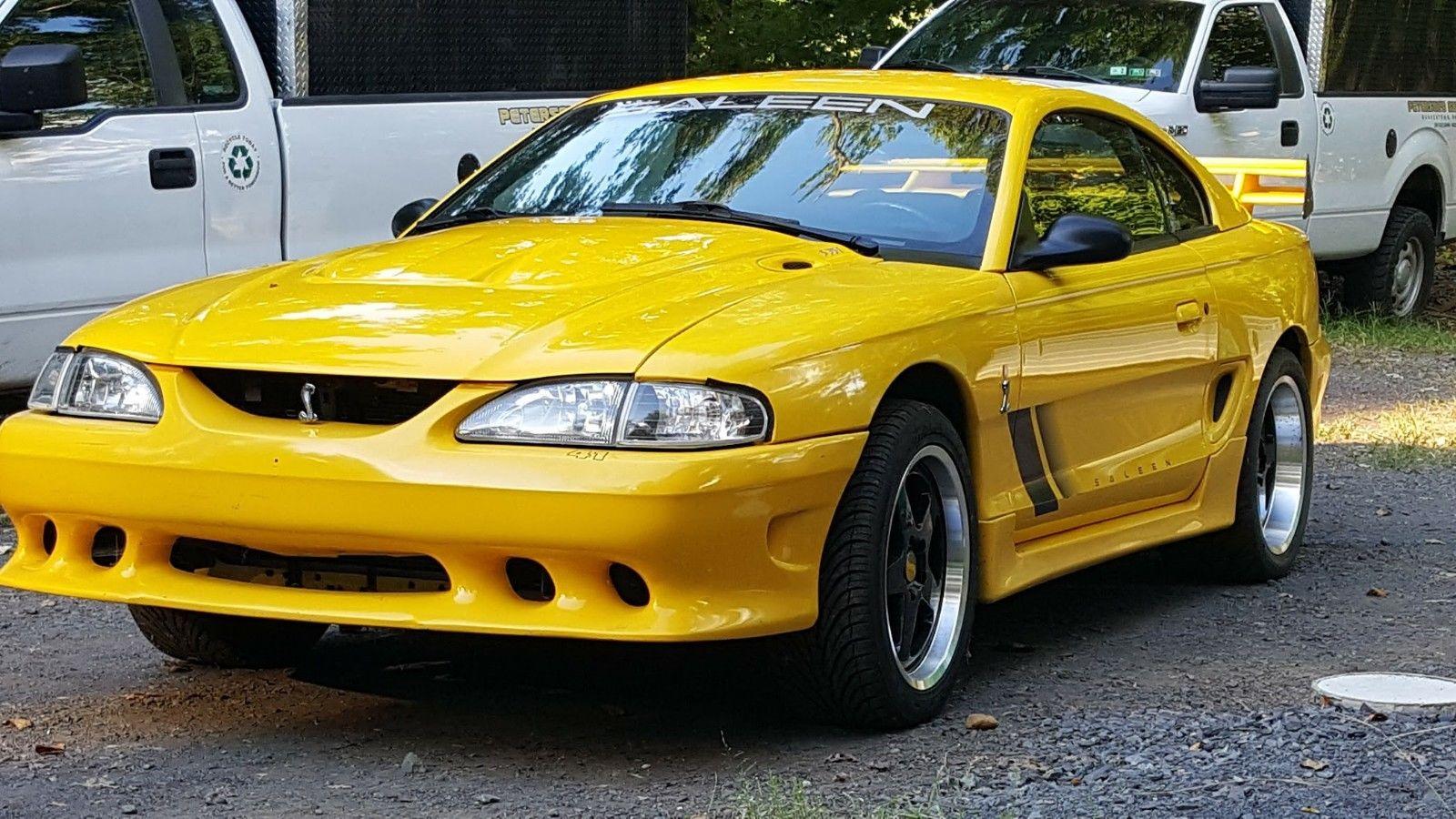 Amazing 1998 ford mustang svt cobra 1998 cobra svt black black 342353kall new max ms suspensionnew fm catbackexh 2018