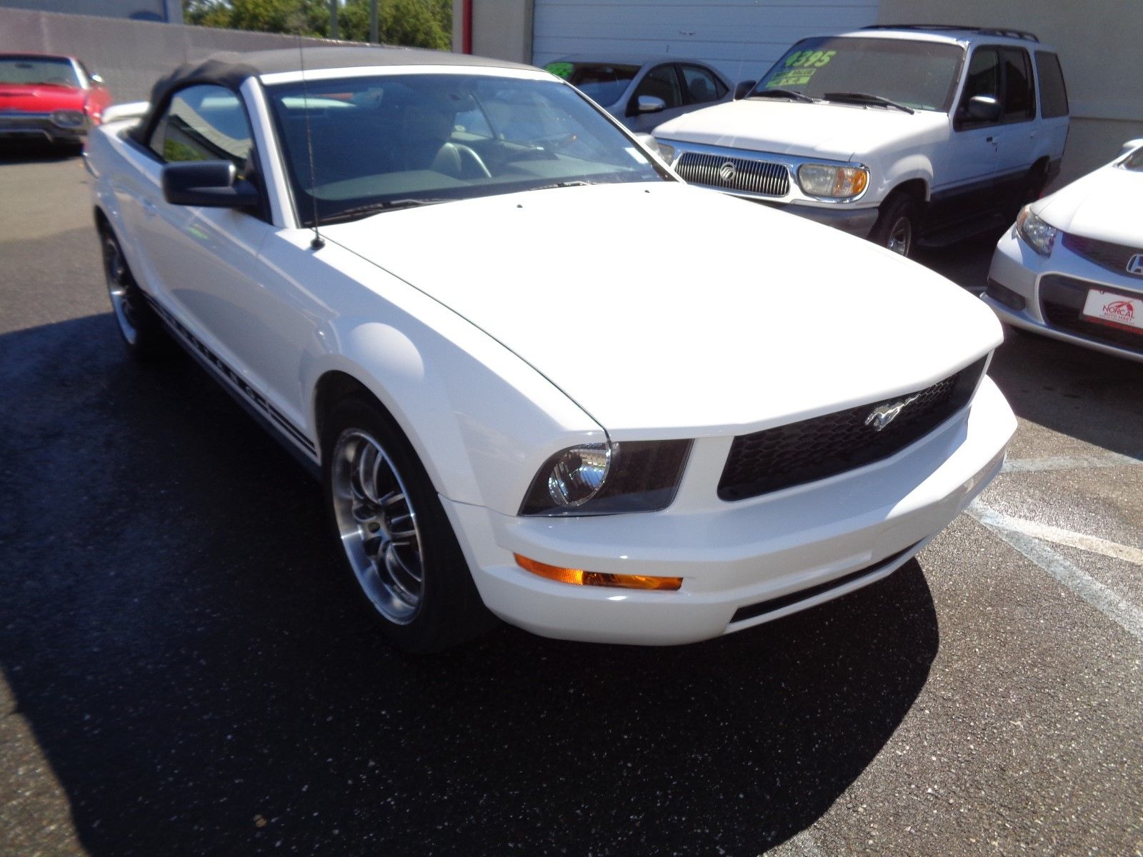 Awesome 2005 ford mustang gt convertible roush ford mustang 2005 gt convertible silver and black with many upgrades 2018 2019
