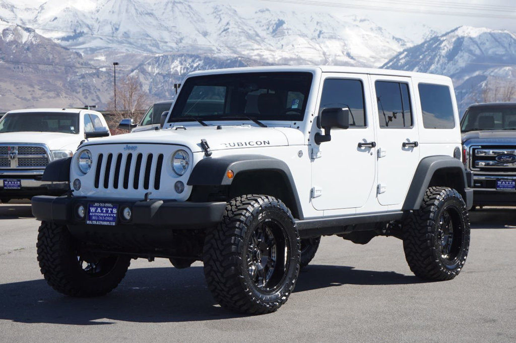 Lifted Jeep Wrangler >> Amazing Jeep Wrangler Unlimited Rubicon Lifted Jeep Unlimited