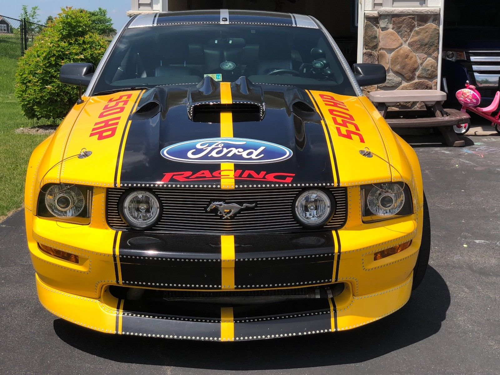 Amazing 2007 ford mustang gt 07 ford mustang p51 2019