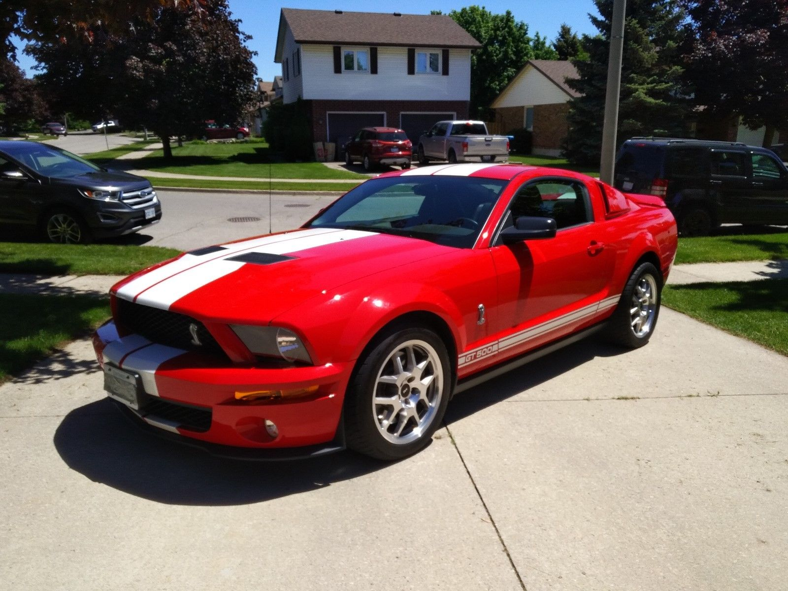 Awesome 2007 ford mustang gt500 2007 shelby gt500 low mileage signed by shelby 2018 2019