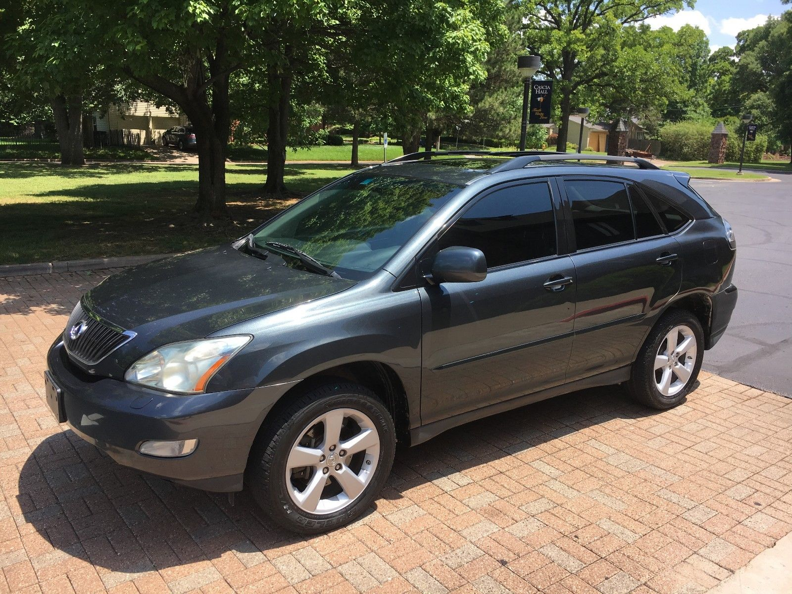 Amazing 2007 Lexus Rx Rx400h Hybrid Gas Electric Local Pickup Only No Shipping 2018 2019