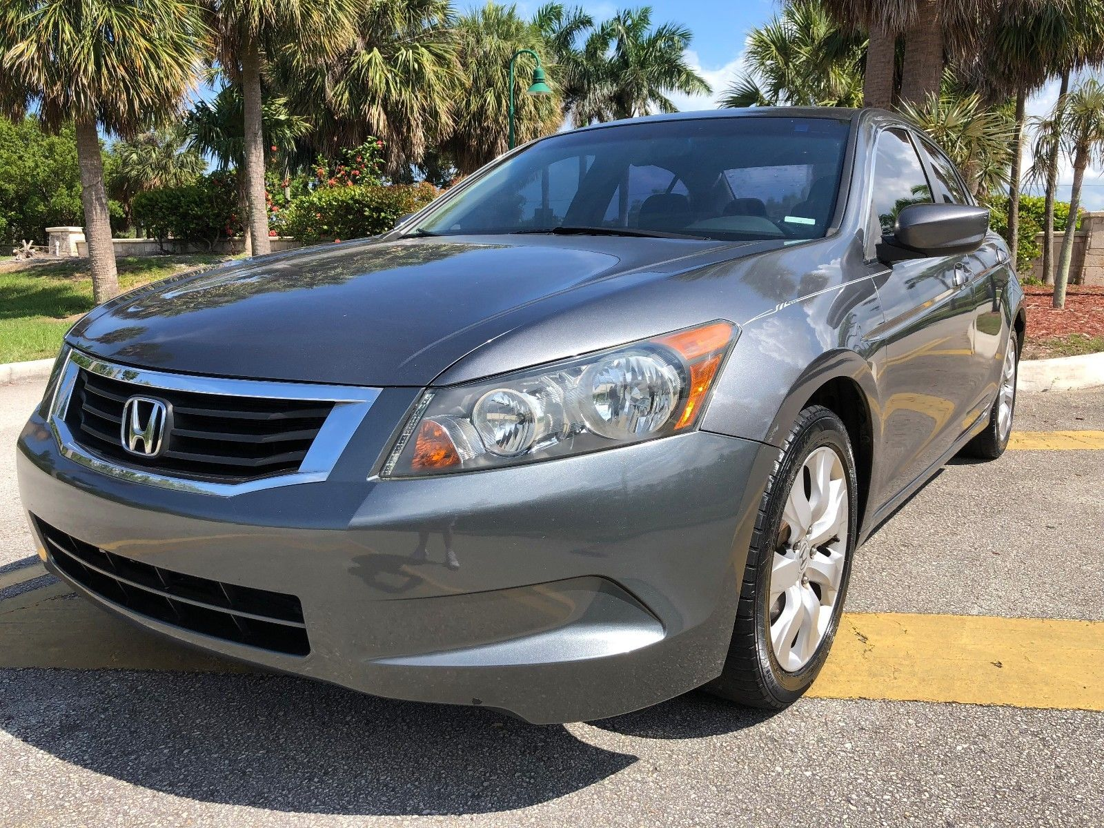 Awesome 2009 Honda Accord In Excellent Condition Fully Loaded With Options 2018
