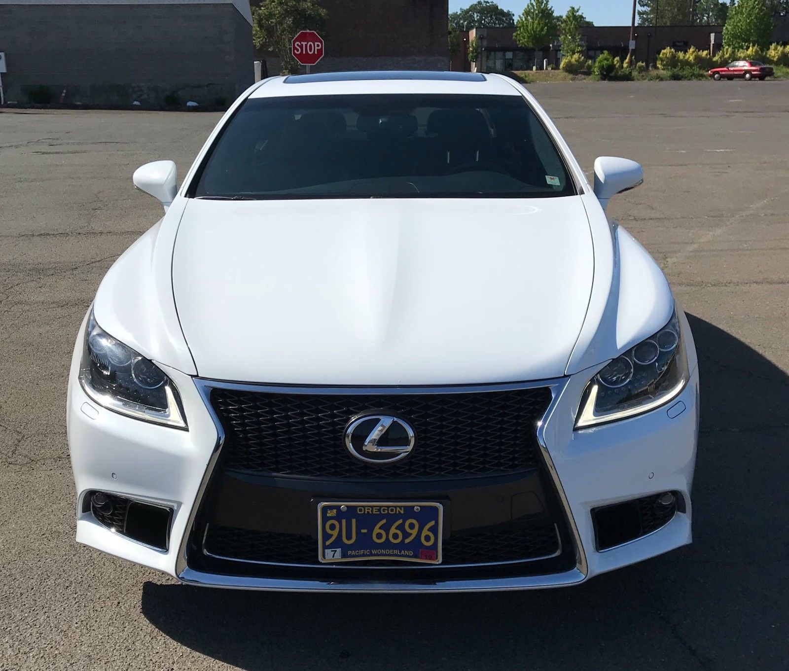 New Lexus Sports Car: Great 2013 Lexus LS F Sport 2013 Lexus Ls460 F Sport AWD