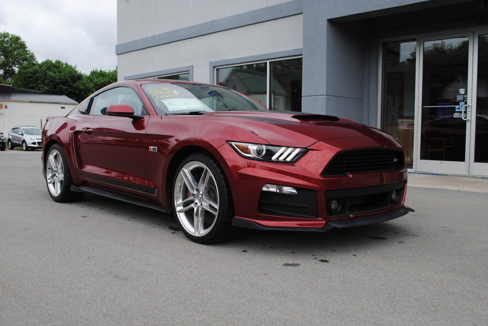 Amazing 2015 ford mustang roush gt 2015 roush mustang gt make an offer 2019