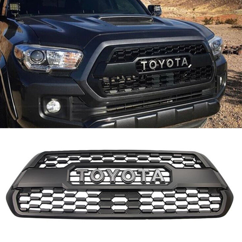 Amazing 2016 2017 Grill Refit Fit For Toyota Tacoma Trd Pro Grille Insert Oe Pt228 35170 2018