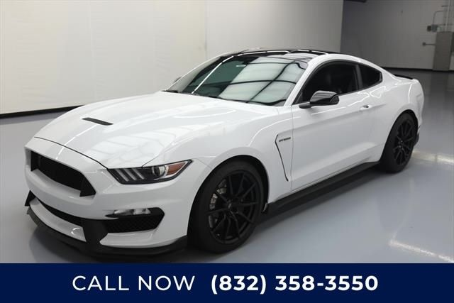Amazing Mustang Shelby GT350R 2018 Ford Mustang Shelby GT350R 1,146 Miles  Shadow Black Electronics Nav SYNC3 2018-2019