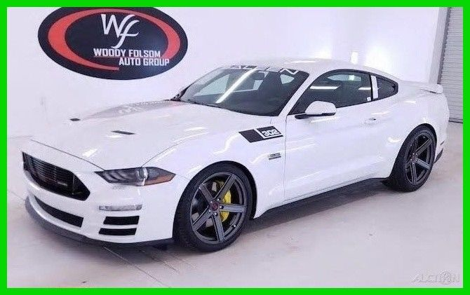 Awesome Ford Mustang Saleen GT Premium 2018 Saleen Yellow Label GT Premium  New 5L V8 32V Automatic 2019
