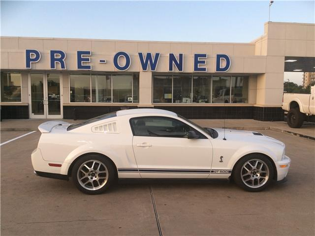 Amazing Mustang Shelby Gt500 2008 Ford 46 696 Miles Performance White 2dr Car 8 Cylinder 2019