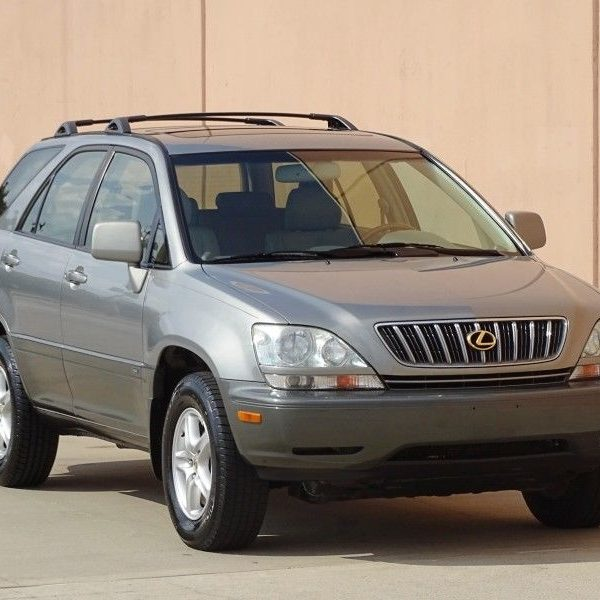 Lexus Suv 2005 For Sale: Awesome 2001 Lexus RX Sport Utility 4-Door 2001 LEXUS RX