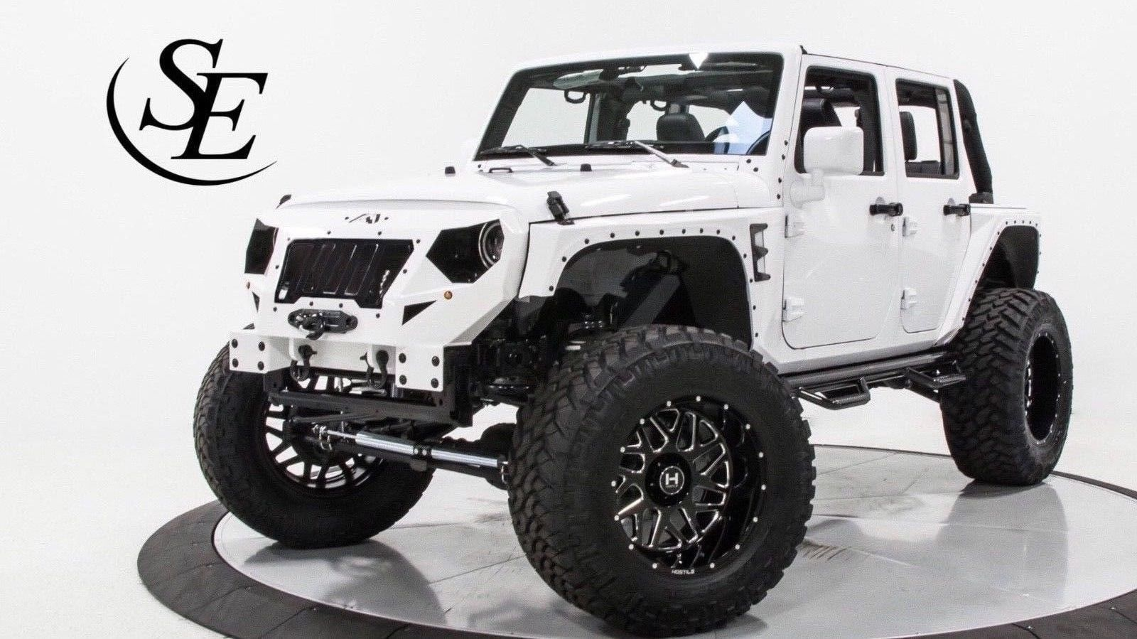 Jeep Wrangler Lifted >> Amazing 2017 Jeep Wrangler Unlimited Sport 2017 Jeep