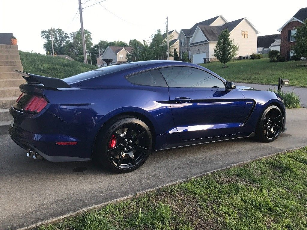 Gt350R For Sale >> Amazing 2016 Ford Mustang Gt350R Ford mustang Shelby GT350R 2018-2019 | MyCarBoard