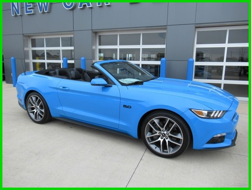 Amazing Ford Mustang Gt Premium Convertible 2017 2018