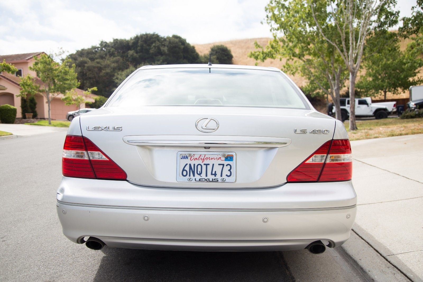 Amazing 2006 Lexus Ls Ultimate Luxury Lexus Ls430 Ultra