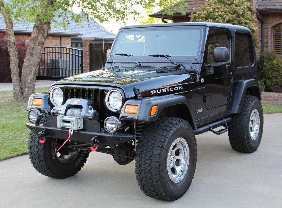 Great 2006 Jeep Wrangler Rubicon 2006 Jeep Rubicon Tj Black On Black