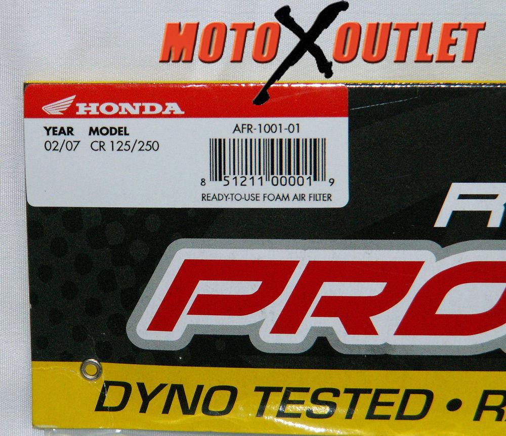 Profilter Maxima Pro Air Filter Honda CR250 1989-2001