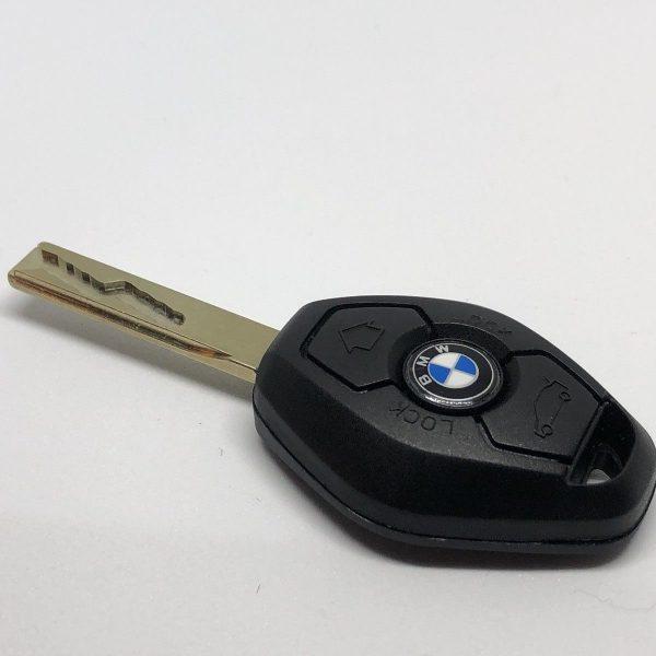 Bmw Car Key Cutting: Amazing BMW Key Shell * W/ CUT INCLUDED * E60 E46 E39 E63