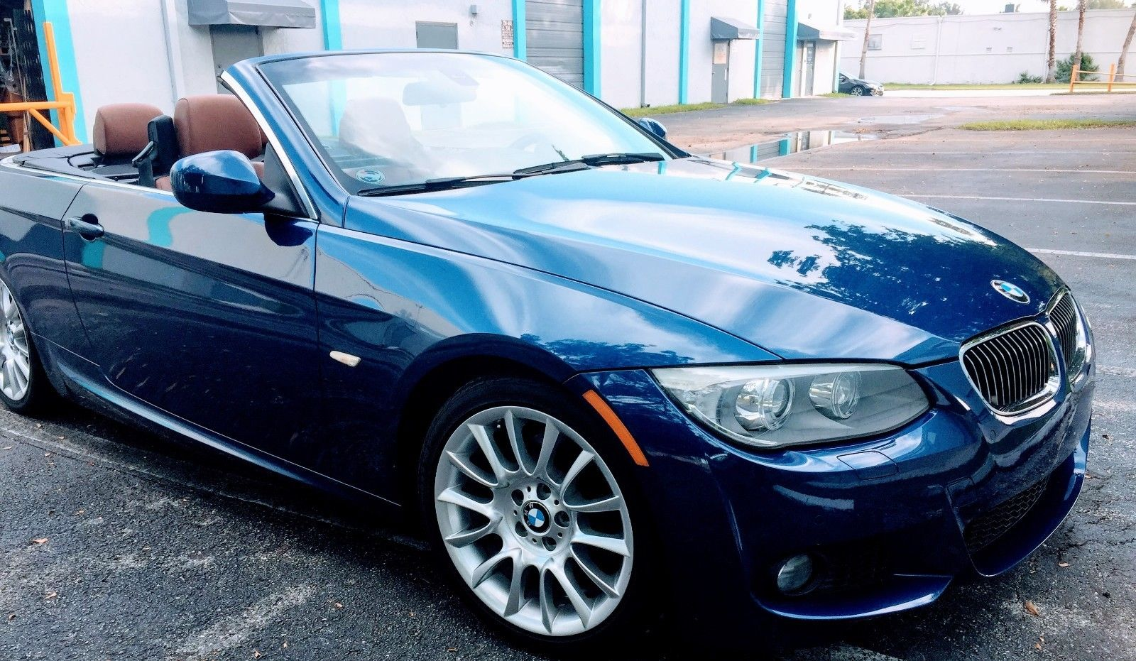 Great 2013 Bmw 3 Series 335is 2door Convertible M Sport 2013 White Bmw Convertible Red Leather