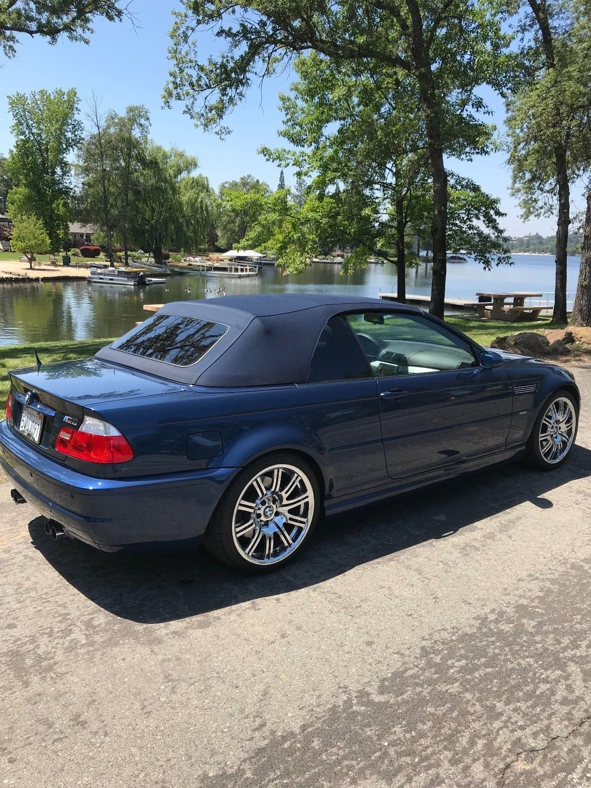 Great 2004 Bmw M3 Deluxe 2004 Bmw M3 E46 Convertible Super Low