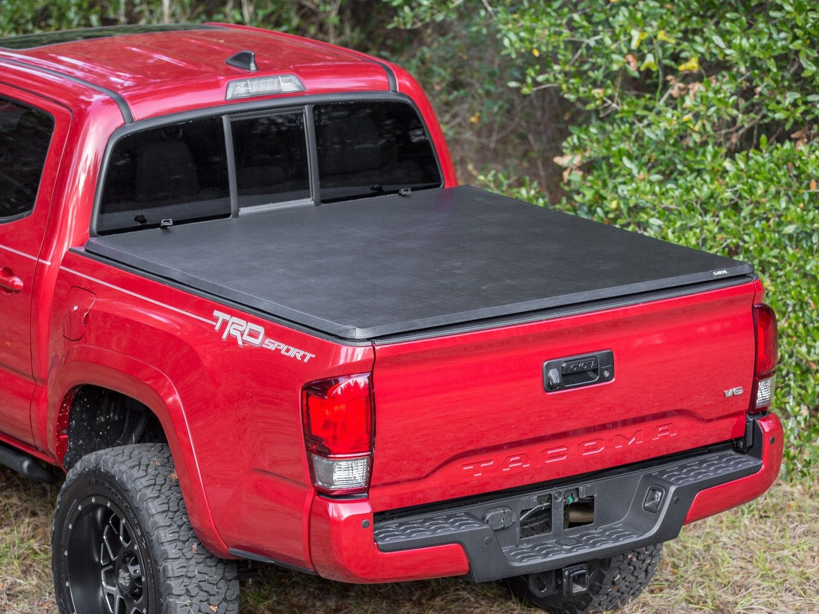 great gator soft tri fold tonneau truck bed cover   toyota tacoma  ft  mycarboard