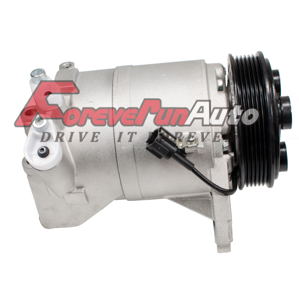 For Nissan Altima 2002-2006 Maxima 2003-2007 AC Compressor 3.5L 1 year warranty