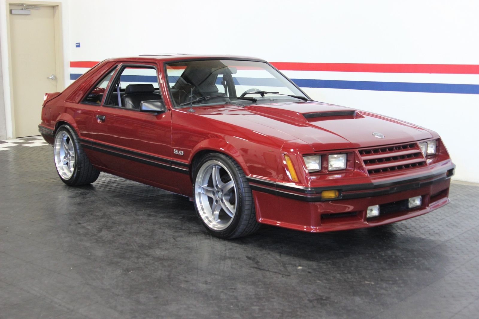 Awesome 1988 ford mustang gt beautiful fox body survivor 1988 mustang gt hatchback 69000 original miles 2018