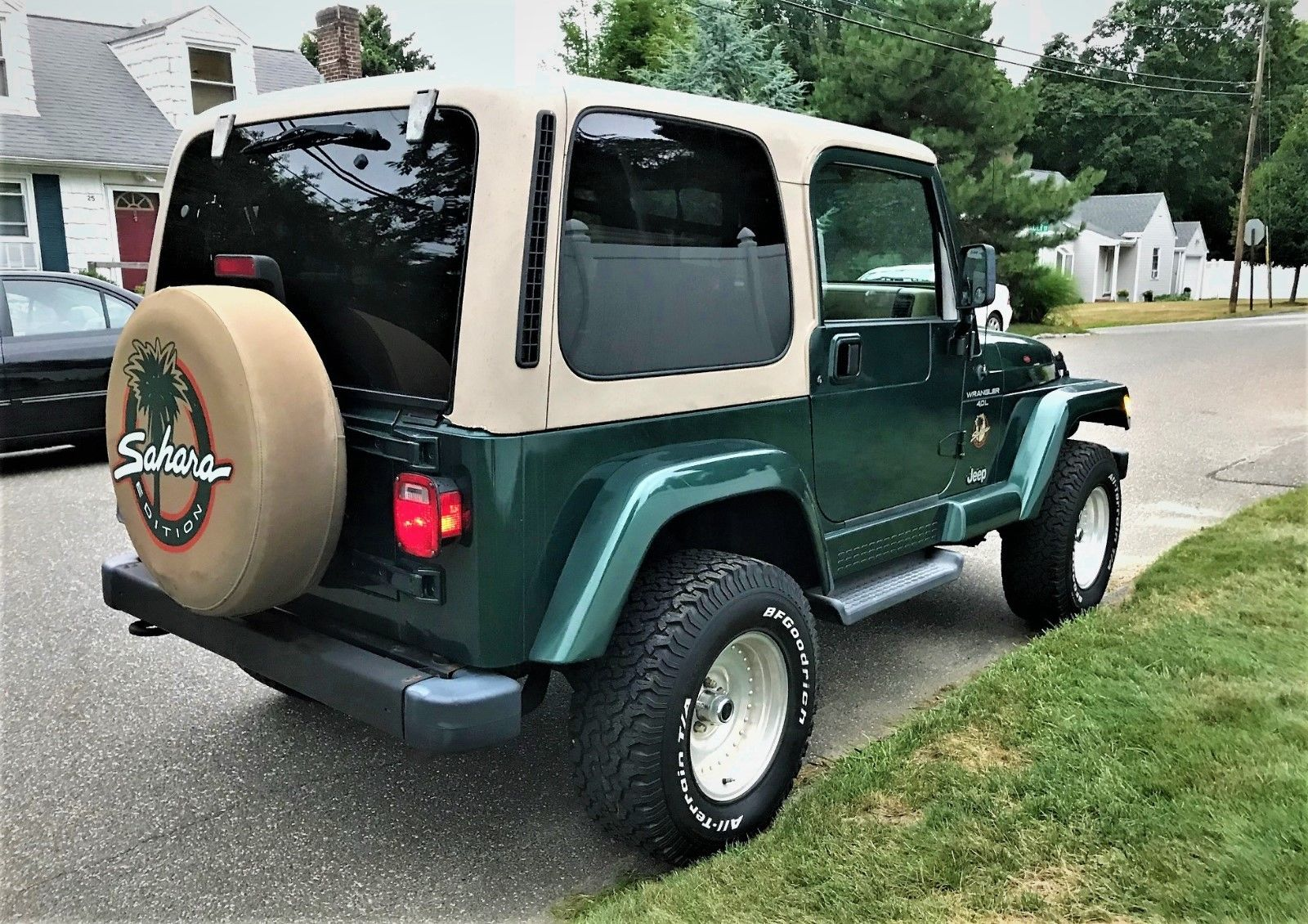 Awesome 2001 Jeep Wrangler Sahara TJ 2001 Jeep Wrangler Sahara With Hard  And Soft Top Automatic 82K Miles 2018 2019