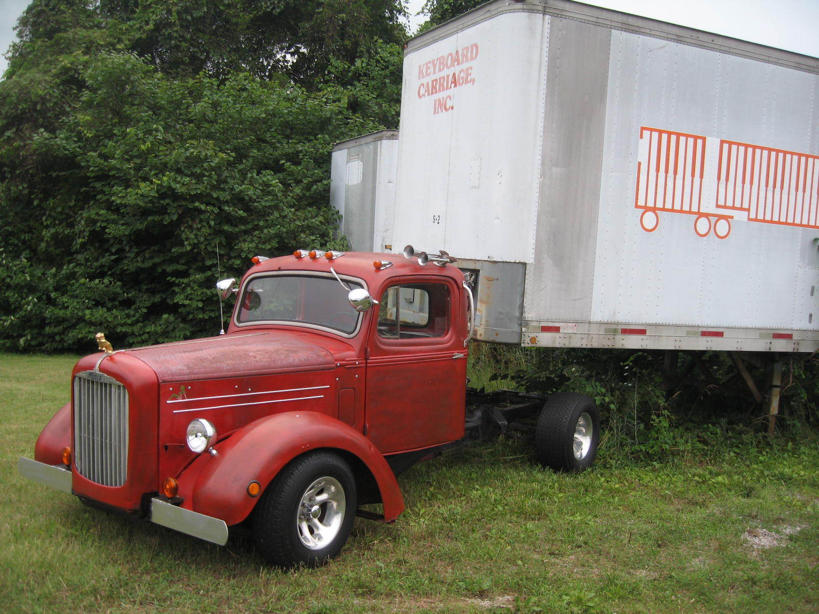 1979 Chevy Truck >> Awesome 1947 Chevrolet Other Pickups Pickup Mack Truck On A 1979 Chevy C 10 Running Gear 2018