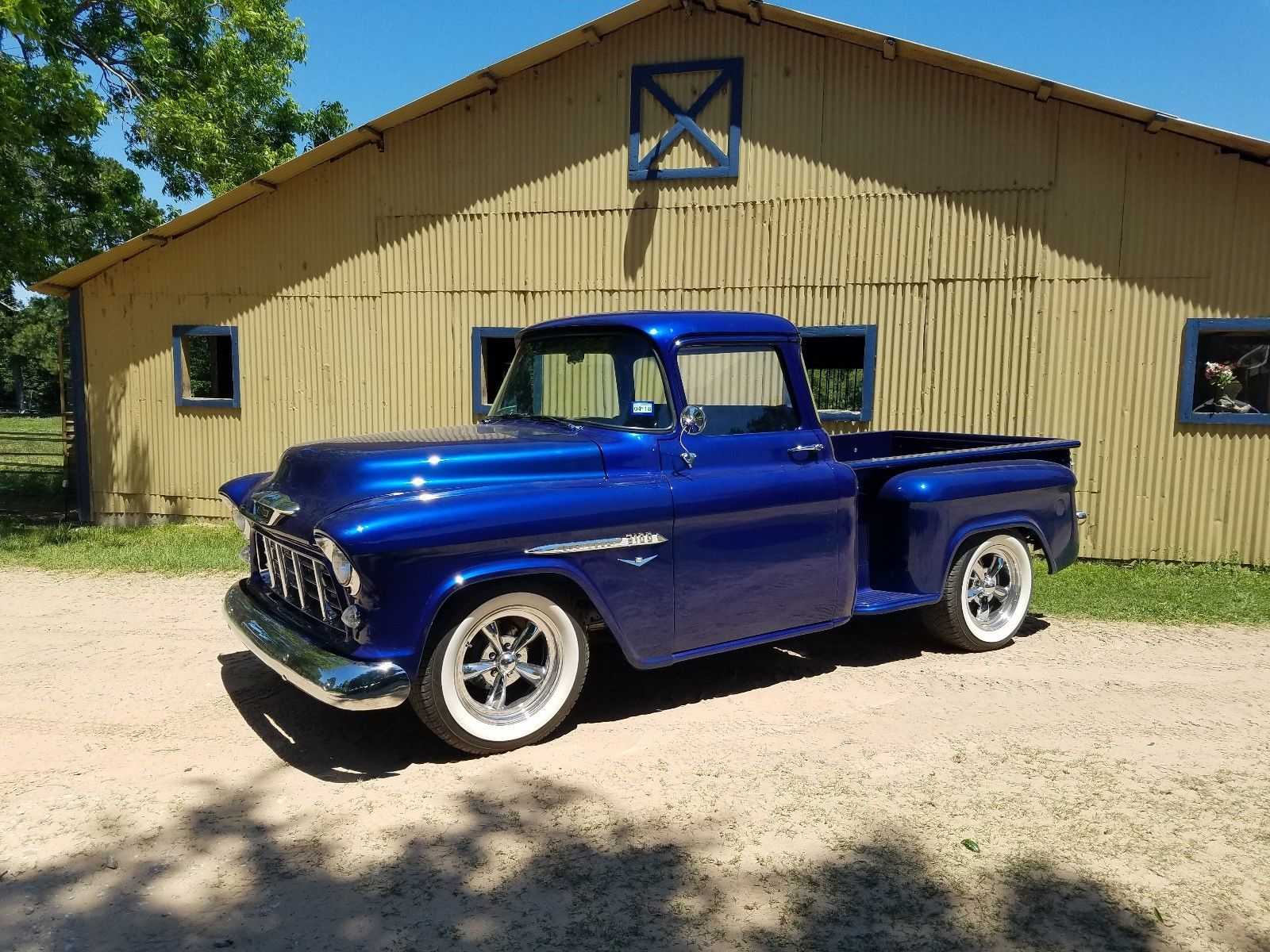 1955 Chevy Truck >> Amazing 1955 Chevrolet Other Pickups 3100 1955 Chevy Truck