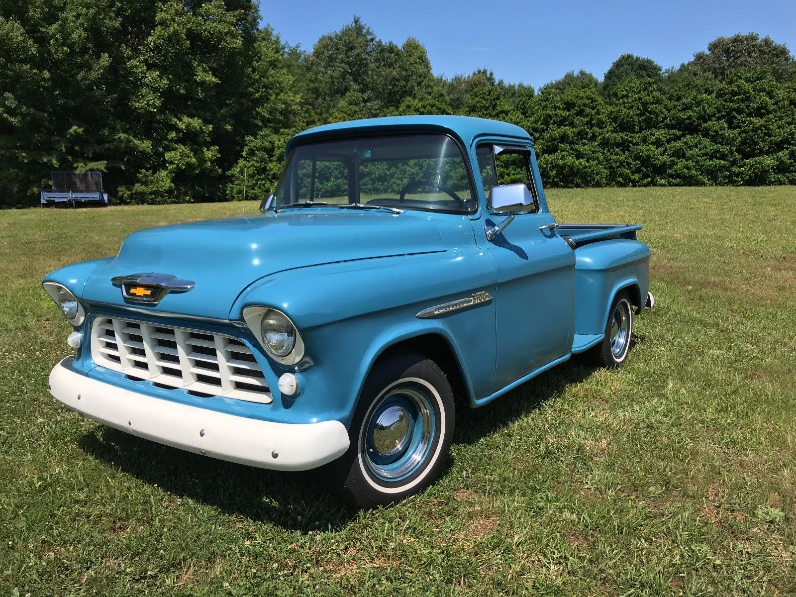 1955 Chevy Truck >> Great 1955 Chevrolet Other Pickups 3100 1955 Chevy Truck