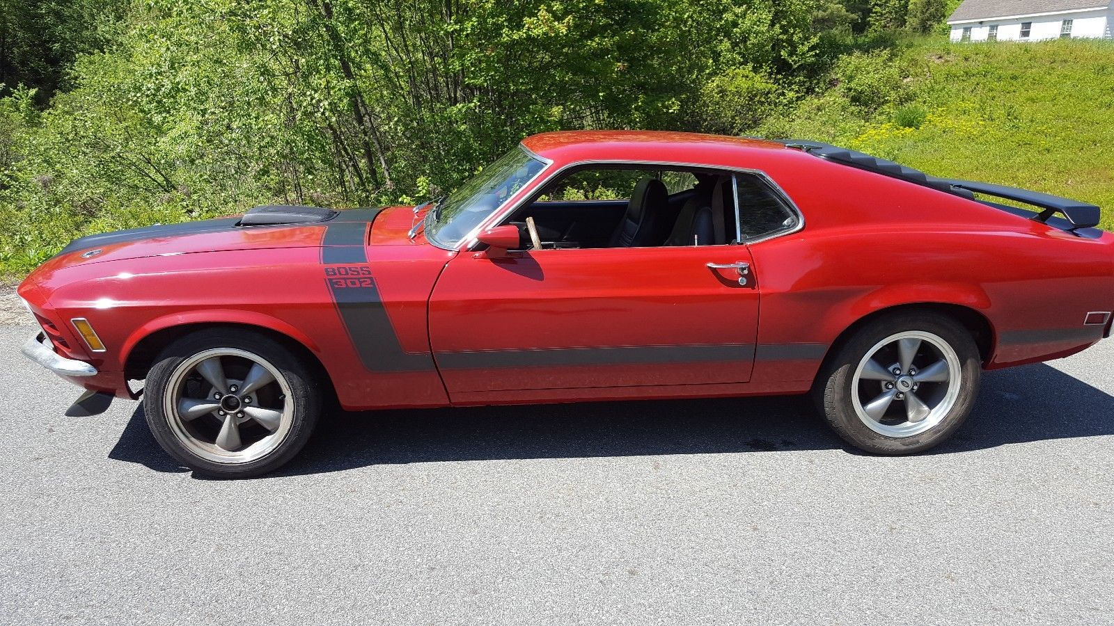 Amazing 1970 Ford Mustang Boss Ford Mustang Fastback Boss 302 Tribute 5sp 2018