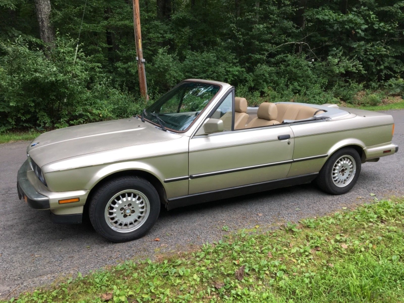 Great 1987 Bmw 3 Series 325i Convertible 2018 2019