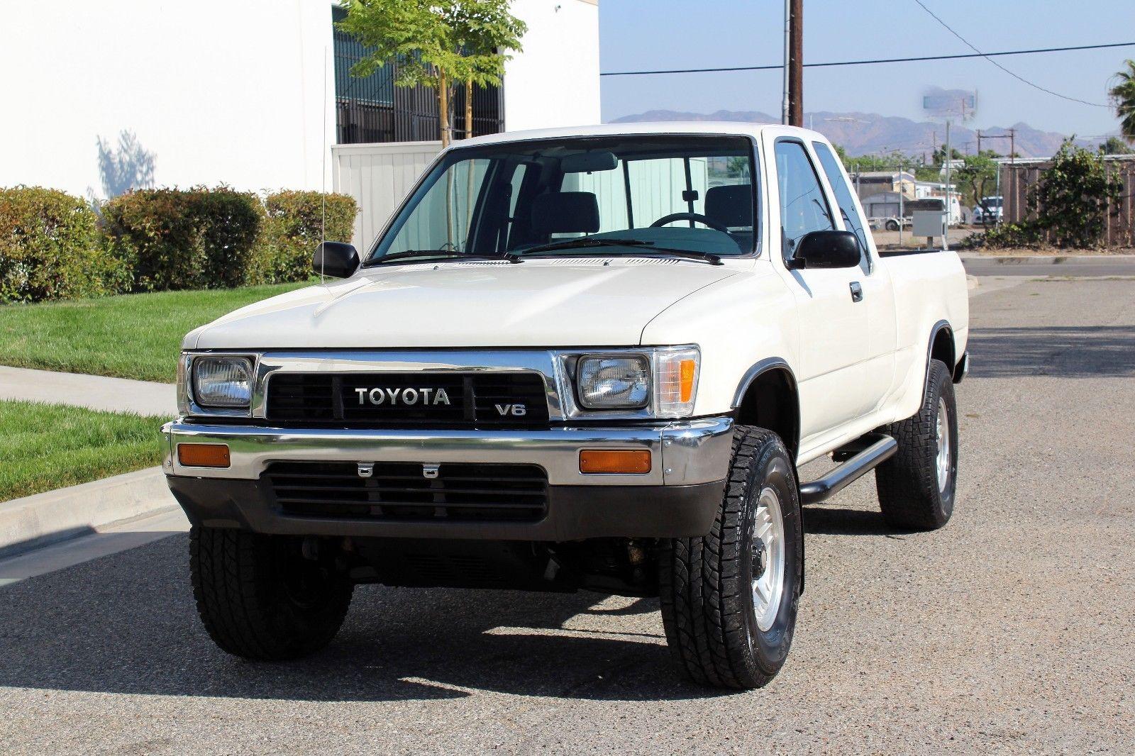 Best Toyota 1990 Toyota Pickup Bumper
