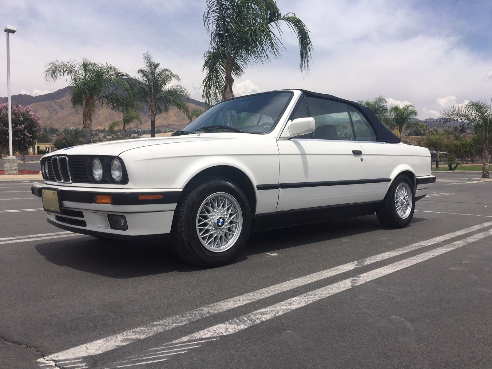 Great 1991 BMW 3-Series Sports Package 1991 BMW 325i