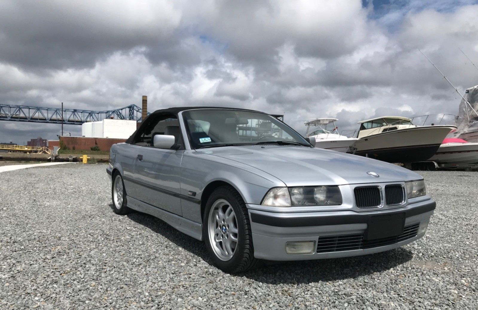 Amazing 1996 BMW 3-Series Convertible Sport 1996 BMW 328i Convertible Sport  3 Series e36 Cabrio 328ic 80k Miles! 2018-2019