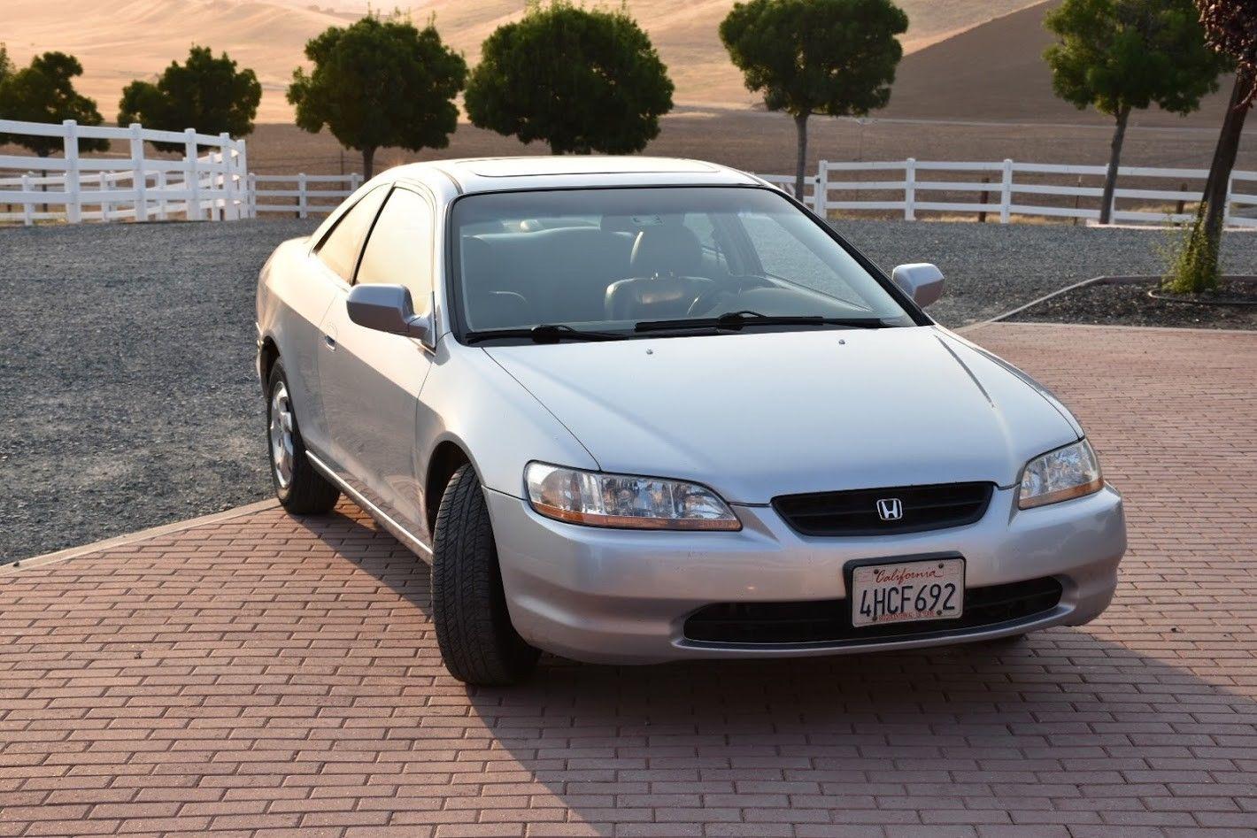 99 1999 Honda Accord Sedan owners manual Motors Vehicle Parts ...
