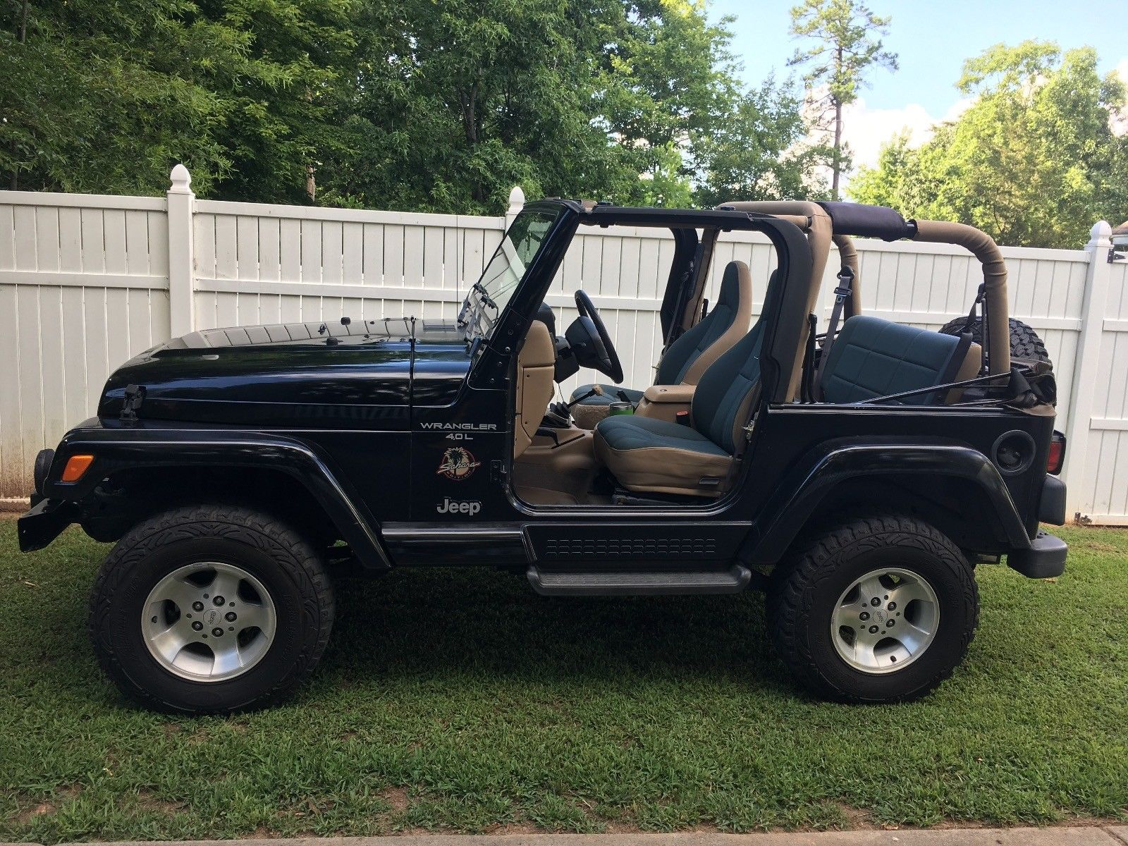 Great 1999 Jeep Wrangler Sahara 1999 Jeep Wrangler Sahara